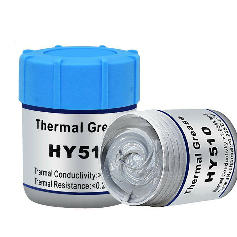 20g Cooler Heatsink For CPU PC Thermal Grease Conductive Silicone Paste